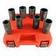 Chicago Pneumatic SS6008D 3/4 in. Drive Deep SAE Socket Set 8-Piece