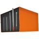 KnKut 5KK9 5-Piece Carbide Tipped Steel Bit Set