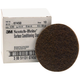 3M 7450 Scotch-Brite Surface Conditioning Disc Brown 4 in. Coarse (10-Pack)