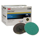 3M 1398 2 in. 24 Grade Green Corps Roloc Disc (25-Pack)