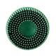 3M 7524 Scotch-Brite Roloc Bristle Disc Green 2 in. Coarse (10-Pack)