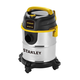 Stanley SL18143 4.0 Peak HP 5 Gallon Portable S.S. Wet Dry Vac with Casters