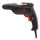 Black & Decker BDEDR3C 120V 3 Amp 3/8 in. Corded Drill Driver