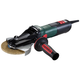Metabo 613080420 Quick Inox 10 Amp 5 in. Variable Speed Flat Head Angle Grinder