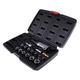 King Tony NE-0357 3/8 in. Drive Air Ratchet Tool Set