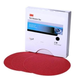 3M 1106 6 in. P600A Red Abrasive Stikit Disc