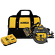 Dewalt DCS575T1 FlexVolt 60V MAX Cordless Lithium-Ion 7-1/4 in. Circular Saw Kit with Battery