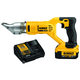 Dewalt DCS491M2 12V MAX 4.0 Ah Cordless Lithium-In 18-Gauge Swivel Head Double Cut Shears Kit