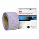 3M 30701 Hookit Purple Clean Sanding Sheet Roll 334U 70mm x 12 m P600