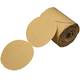 3M 1423 5 in. P220A Stikit Gold Disc Roll (175-Pack)