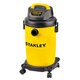 Stanley SL18130P 4.0 Peak HP 4.5 Gallon Portable Poly Wet Dry Vac with Casters
