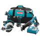 Makita LXT406 LXT 18V Cordless Lithium-Ion 4-Tool Combo Kit