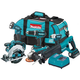 Makita LXT601 LXT 18V Cordless Lithium-Ion 6-Tool Combo Kit
