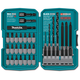 Makita T-01373 38-pc Impact Drill-driver bit set