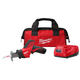 Milwaukee 2420-21 M12 12V Cordless Lithium-Ion Hackzall Reciprocating Saw Kit with Battery