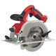 Factory Reconditioned Milwaukee 0730-80 28V Cordless M28 Lithium-Ion 6-1/2 in. Circular Saw (Bare Tool)
