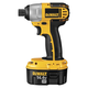 Factory Reconditioned Dewalt DC835KAR 14.4V XRP Cordless 1/4 in. Impact Driver Kit