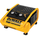 Factory Reconditioned Dewalt D55140R 0.3 HP 1 Gallon Oil-Free Hand Carry Trim Air Compressor