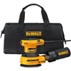 Factory Reconditioned Dewalt D26453KR 5 in. Variable Speed Random Orbit Sander Kit