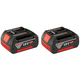 Bosch BAT620-2PK FatPack 18V Lithium-Ion Battery (2-Pack)