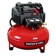 Porter-Cable C2002 0.8 HP 6 Gallon Oil-Free Pancake Air Compressor