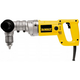 Factory Reconditioned Dewalt DW120KR 1/2 in. 400/600/900 RPM 7.0 Amp Right Angle Drill Kit