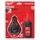 Milwaukee 48-22-3986 100 ft. Bold Line Kit with Red Chalk