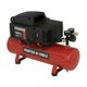 Porter-Cable C2025 0.8 HP 2.5 Gallon Oil-Free Hotdog Air Compressor