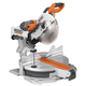 Factory Reconditioned Ridgid ZRMS1290LZA 15 Amp 12 in. Sliding Compound Miter Saw With Adjustable Laser
