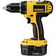 Dewalt DC730KA 14.4V Cordless 1/2 in. Compact Drill Driver Kit