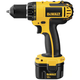 Dewalt DC742KA 12V Cordless 3/8 in. Compact Drill Driver Kit