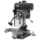 JET 350017 1 HP 1-Phase R-8 Taper Milling/Drilling Machine