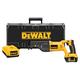 Dewalt DCS385L 18V XRP Cordless Lithium-Ion Reciprocating Saw Kit