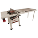 JET 708493K 1-3/4 HP 10 in. Single Phase Left Tilt ProShop Table Saw with 52 in. ProShop Fence and Riving Knife