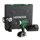 Hitachi DS18DSALPF 18V Cordless HXP Lithium-Ion 2-Tool Combo Kit with 1 HXP Battery