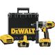 Dewalt DCD970KL 18V XRP Cordless Lithium-Ion 1/2 in. Hammer Drill Kit