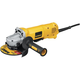 Dewalt D28402N 4-1/2 in. 11,000 RPM 10.0 Amp Angle Grinder with No Lock-On