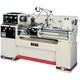 JET 321517 GH-1440W-1-TAK, Lathe with Taper Attachment Installed