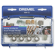 Dremel 686-01 Sanding and Grinding Accessory Set