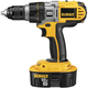 Factory Reconditioned Dewalt DCD940KXR 18V XRP Cordless 1/2 in. Drill Driver Kit