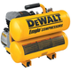 Dewalt D55153 1.1 HP 4 Gallon Oil-Lube Hand Carry Air Compressor
