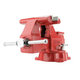 Wilton 191 656HD, Utility Vise, 6-1/4 in. Jaw Width, 6 in. Jaw Opening, 4-3/8 in. Throat Depth