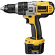 Factory Reconditioned Dewalt DCD910KXR 12V XRP Cordless 1/2 in. Drill Driver Kit