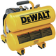 Factory Reconditioned Dewalt D55151R 1.1 HP 4 Gallon Oil-Lube Hand Carry Air Compressor