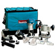 Makita RT0700CX3 1-1/4 HP Compact Router Kit