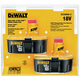 Dewalt DC9096-2 18V XRP 2.4 Ah Ni-Cd Battery (2-Pack)