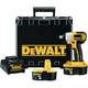 Dewalt DC820KA 18V XRP Cordless 1/2 in. Impact Wrench Kit