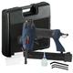 Campbell Hausfeld CHN10499 18-Gauge 1-1/4 in. 2-in-1 Brad Nailer and Narrow Crown Stapler Kit
