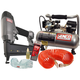 Factory Reconditioned SENCO PC0947R FinishPro 18-Gauge Brad Nailer Compressor Combo Kit