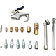 Campbell Hausfeld MP2847 17-Piece 1/4 in. Air Tool and Accessory Kit